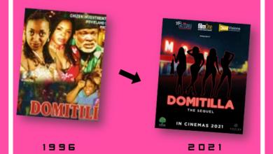 website thumbnail 1 390x220 - Nollywood Classic Domitilla Sets 2021 For Box Office Sequel