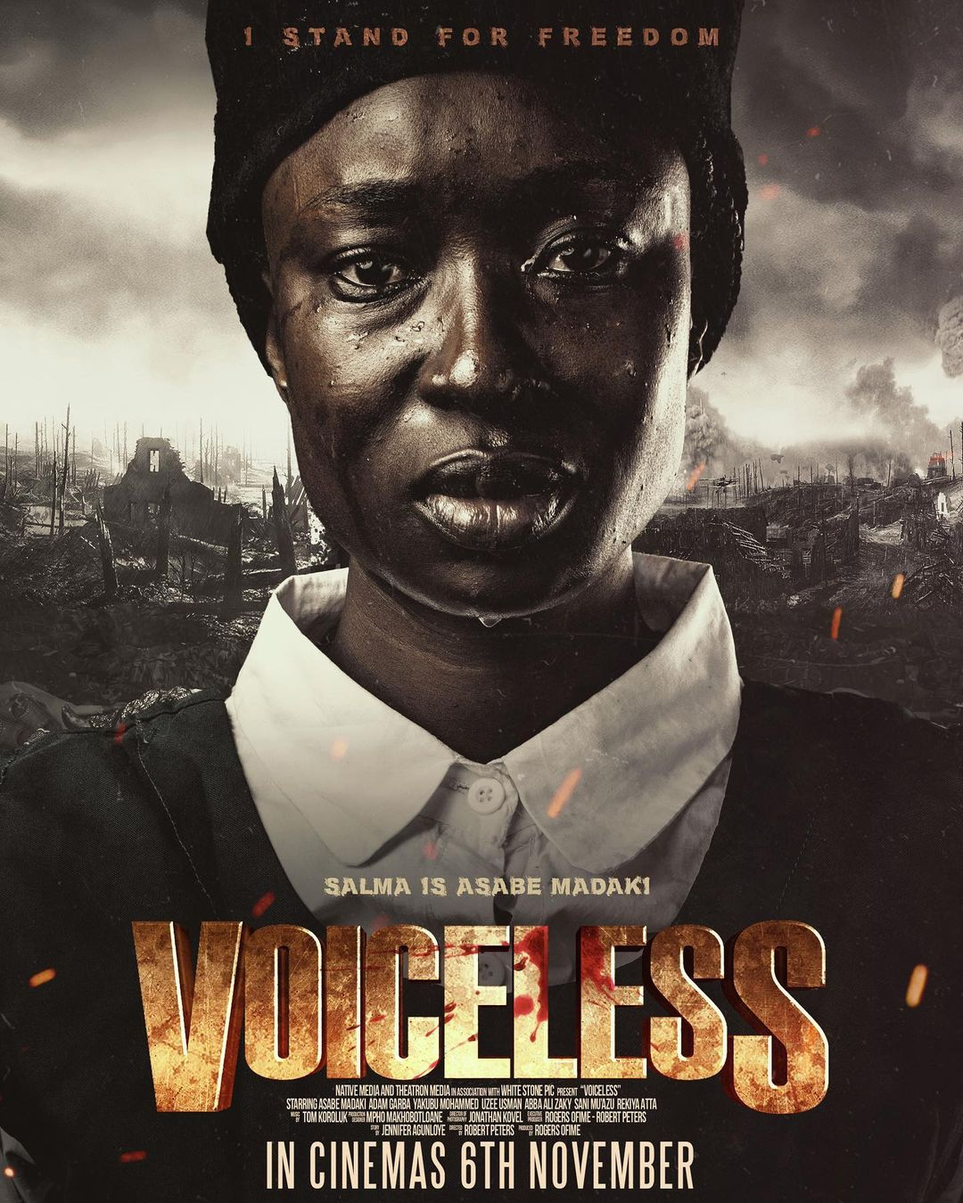 121079947 2421479848160758 2059639260612229134 n - Every Nollywood Movie Releasing This November 2020
