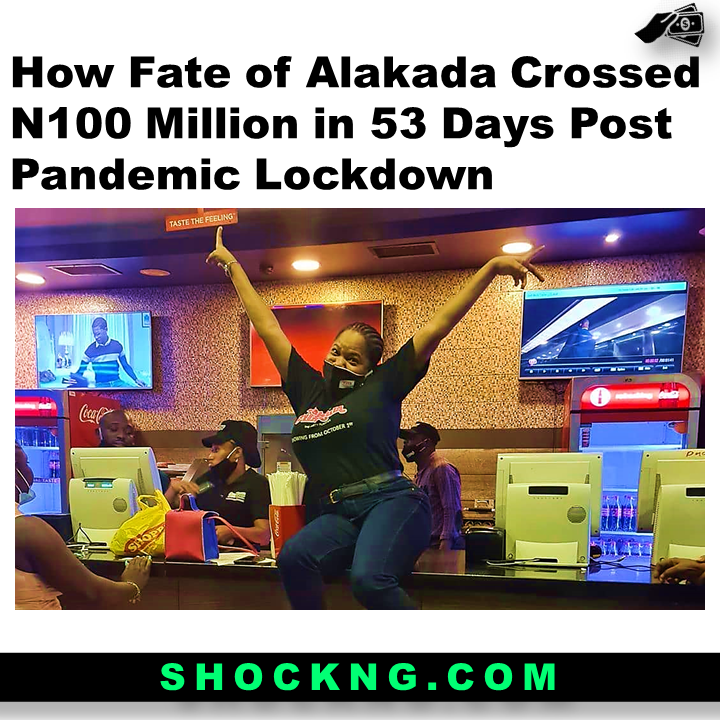 Actress Toyin Abraham - How Fate of Alakada Crossed N100 Million in 53 Days Post Pandemic Lockdown