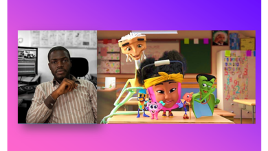 Bisi Adetayo director of Ladybuckit the Motley Mopsters 390x220 - Why Bisi Adetayo is The Game Changer for Animation in Nigeria