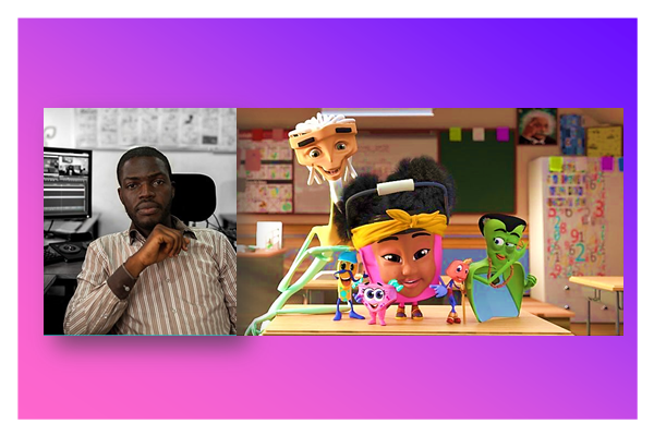 Bisi Adetayo director of Ladybuckit the Motley Mopsters - Why Bisi Adetayo is The Game Changer for Animation in Nigeria