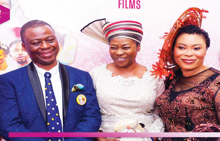 Dr. D. K. Olukoya Folashade Olukoya and Veronica Folorunso - Every Nollywood Movie Releasing This November 2020