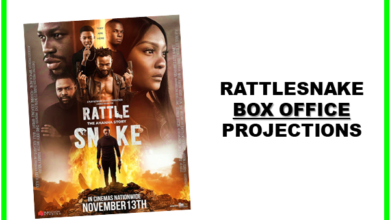 Nollywood box office 390x220 - Rattlesnake: Projections for a N19.5 Million Opening Weekend