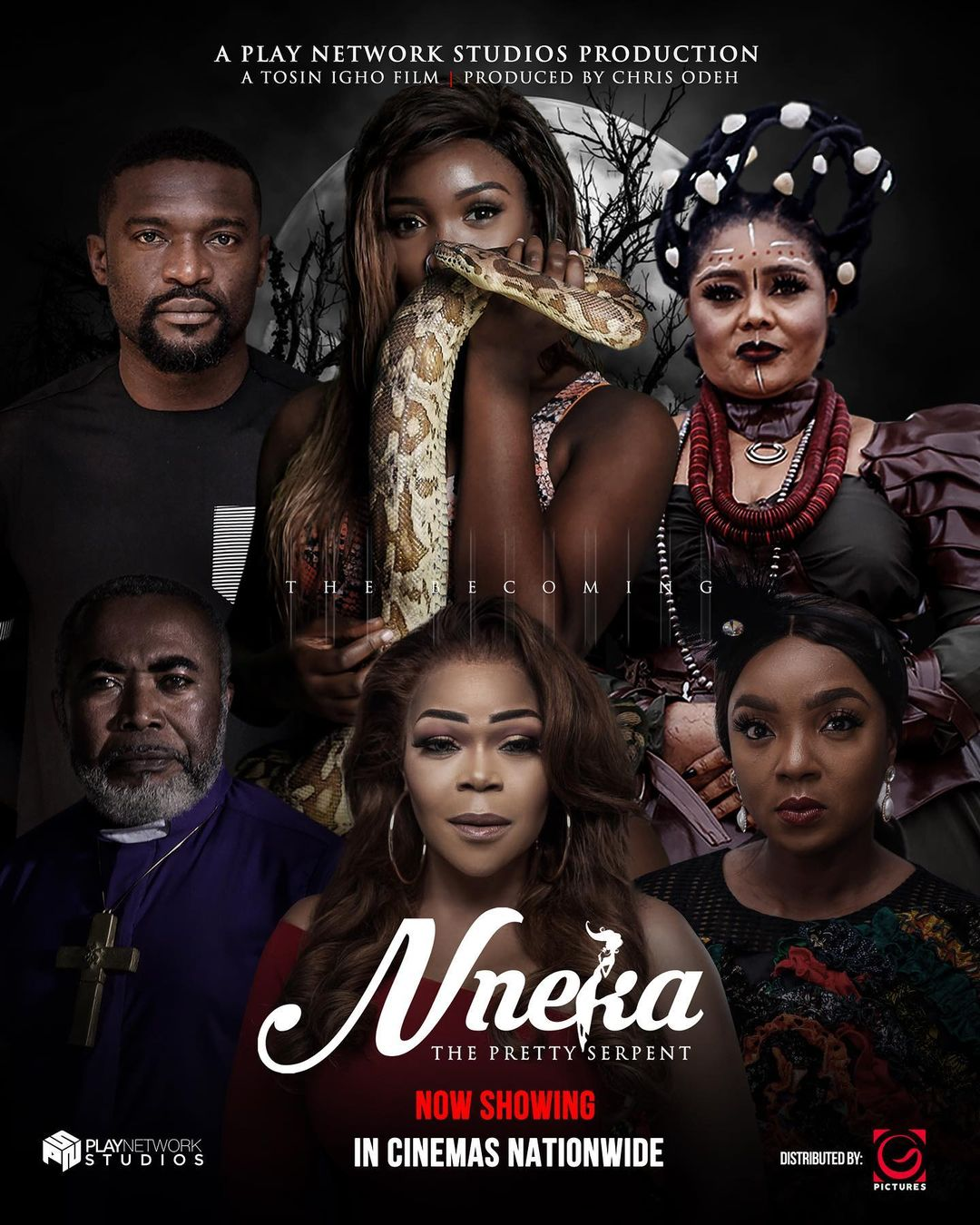 """131888284 226615412363598 5361686000572706420 n - """"Nneka The Pretty Serpent"""" Pulls N6.58 Million Opening with Friday Theatrical Loss"""