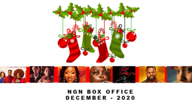 Nollywood december 2020 390x220 - Box Office: Every Nollywood Movie To Watch This December 2020