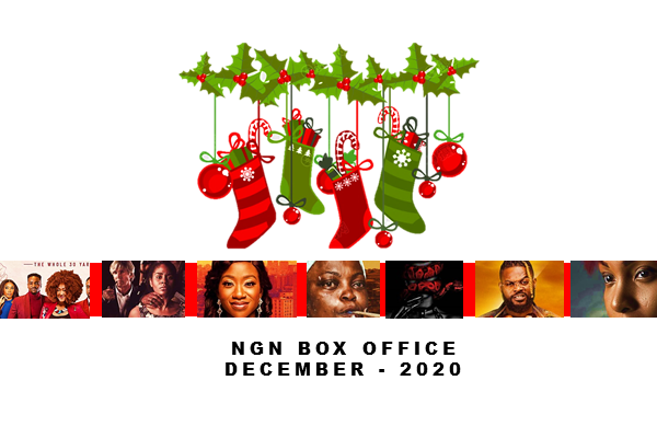 Nollywood december 2020 - Box Office: Every Nollywood Movie To Watch This December 2020