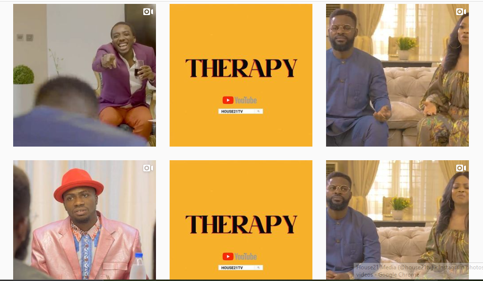 """Therapy by House 21 - Everything About """"Falz The Bahd Guy"""" Debut Lead Feature - Quam's Money"""