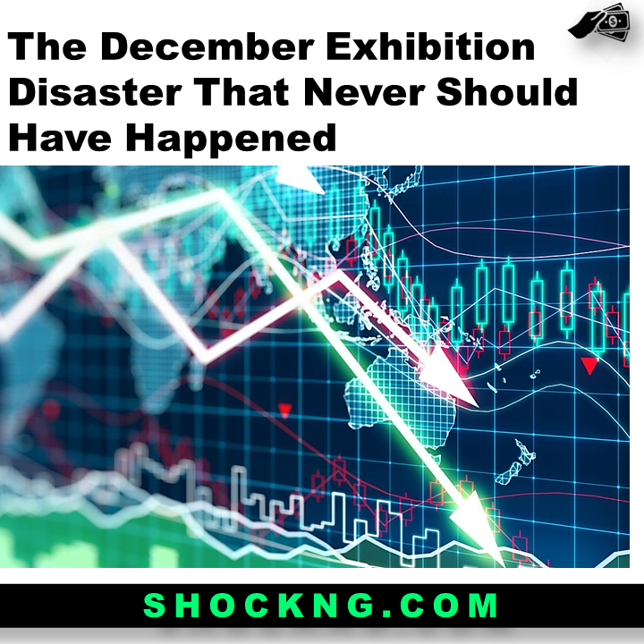 Nollywood box office december 1 - The December Exhibition Disaster That Never Should Have Happened