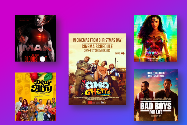 nigerian movies box office hits 2020 - Top 10 Biggest Opening Of 2020 NGN Box Office