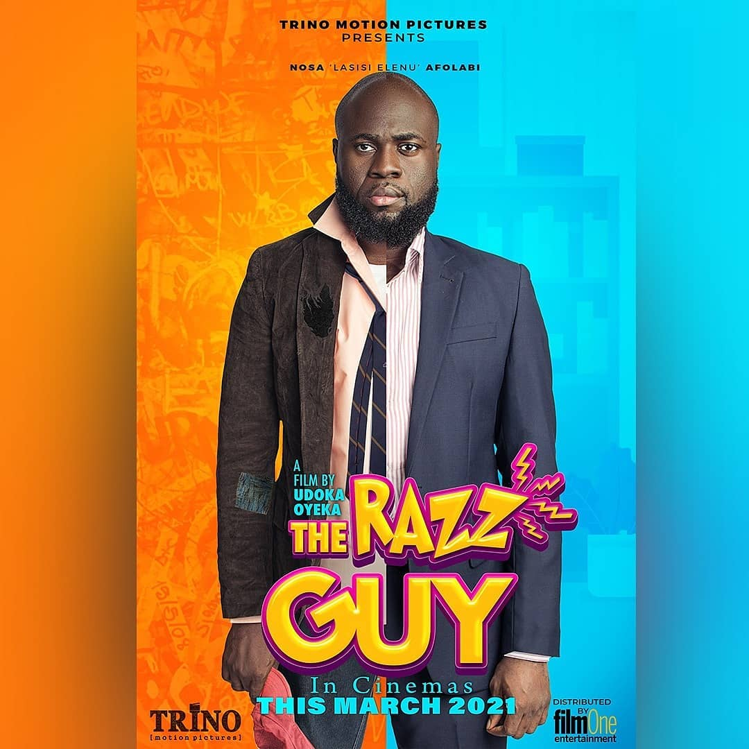 The Razz Guy Poster - Your Ultimate Blockbuster Guide to Big Movies Coming This March 2021