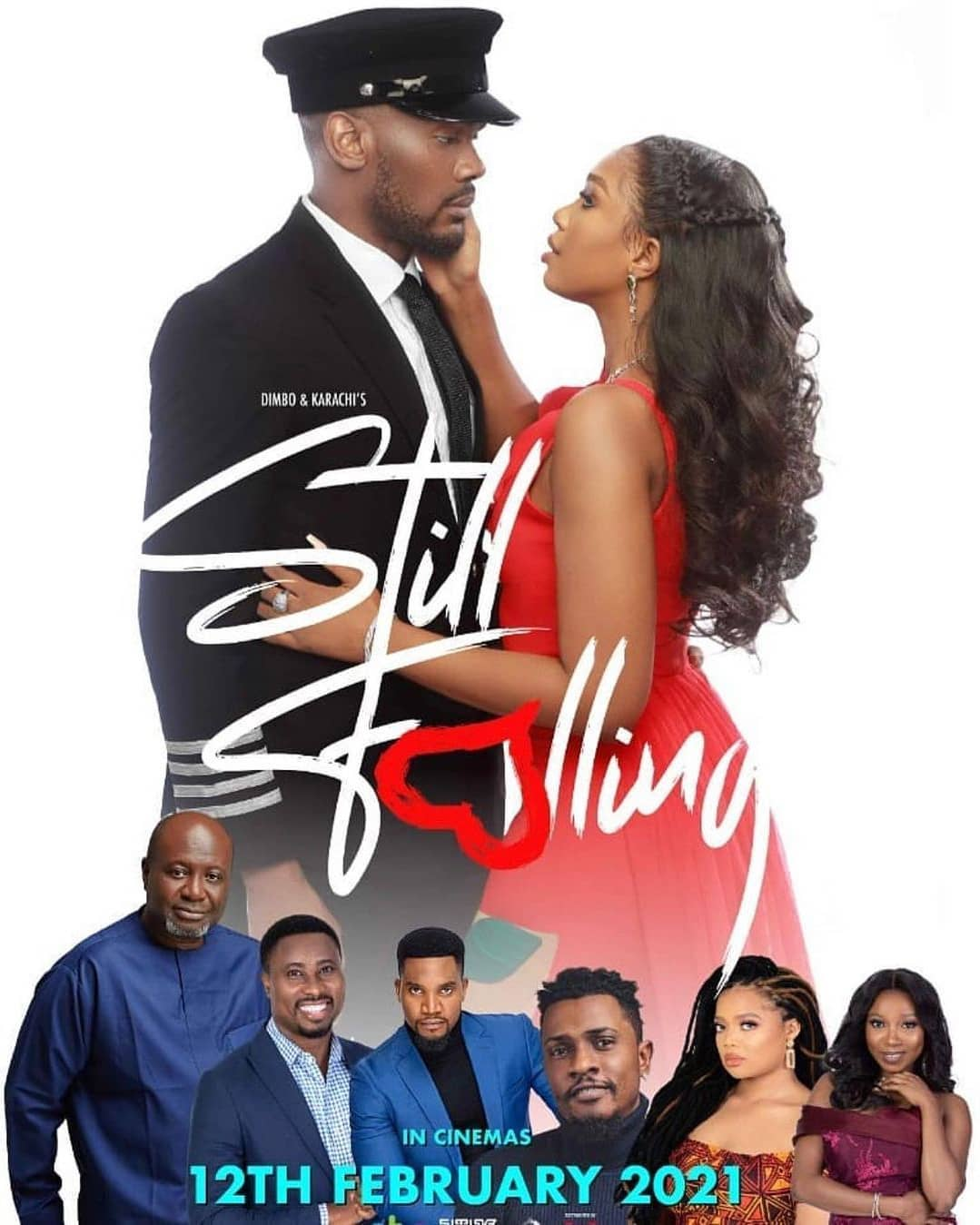 "149535623 910983423002040 8761664977681111612 n - Why Did ""Still Falling"" Win Valentine's Box Office Window?"