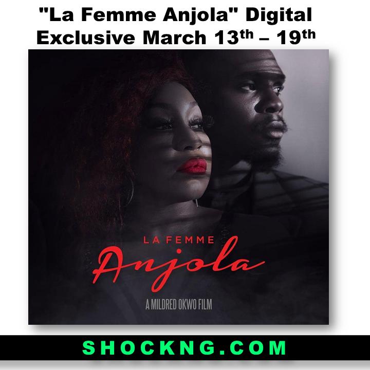 """LFA Digital promo - """"La Femme Anjola"""" Digital Exclusive March 13th – 19th"""
