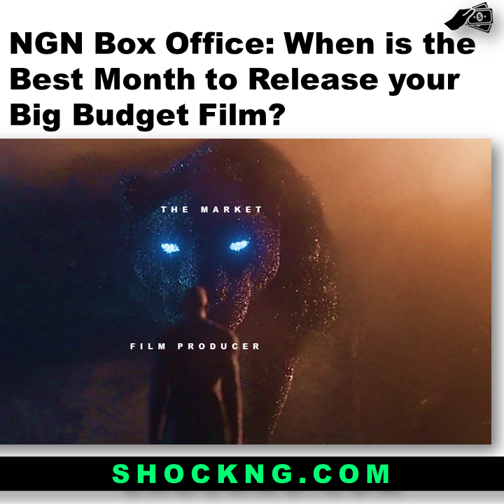 Nigerian Box Office When is the Best Month to Release your Big Budget Film - Nigerian Box Office: When is the Best Month to Release your Big Budget Film?