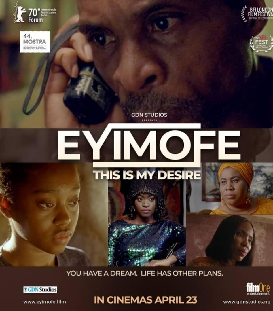 bts eyinmofe - Eyinmofe Debuts Ghastly but Unsurprising Domestic N1.5 Million Opening Week