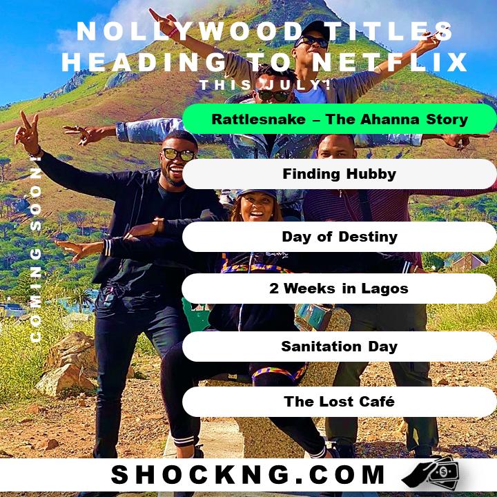 naija on netflix this july - 6 Nigerian Titles To Stream on Netflix Naija From July 2021