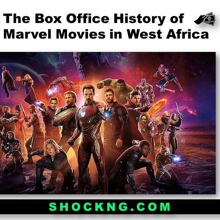 Nigerian Box Office History of marvel movies - The Box Office History of Marvel Movies in West Africa