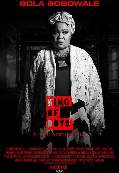 "eniola salami - Kemi Adetiba: The Growth Explosion Of ""King Of Boys"" IP Just Keeps Surprising Me!"