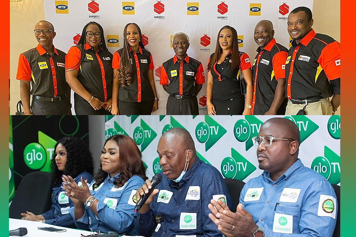MTN GLO AIRTEL TV APP FREE NOLLYWOOD MOVIES - How Top Nigerian Telco's are Driving a Local Streaming War!